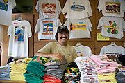 Stan Matsumoto, Matsumoto's Shave Ice, Haleiwa, Oahu, Hawaii