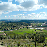 Shephelah-Elah Valley