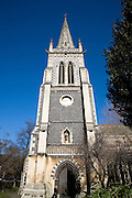 St Mary - le -Tower church, Ipswich, Suffolk, England