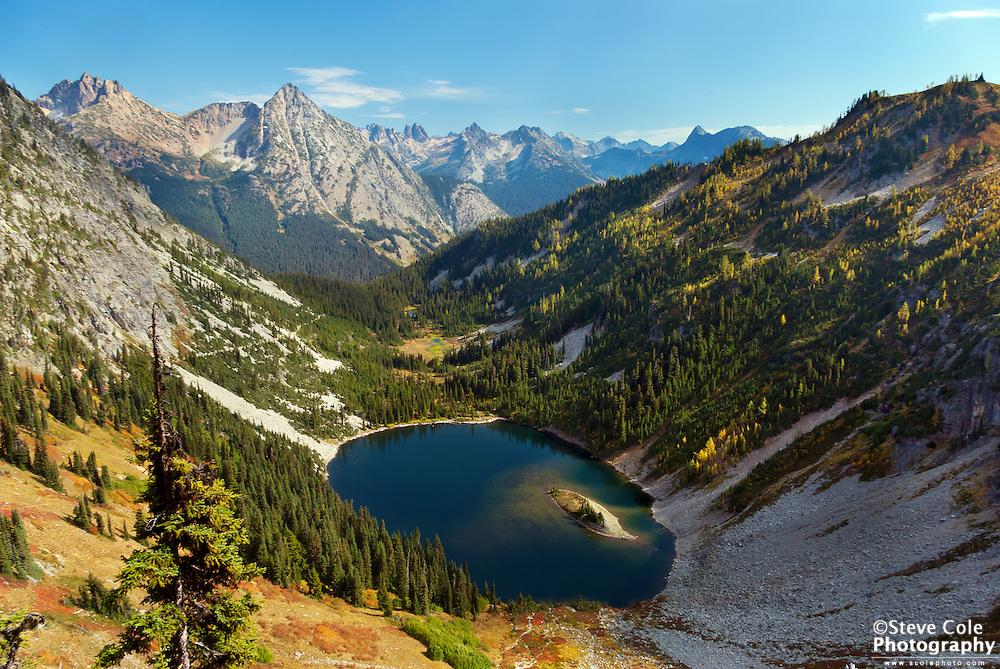 Lake Ann Vista - Wenatchee National Forest