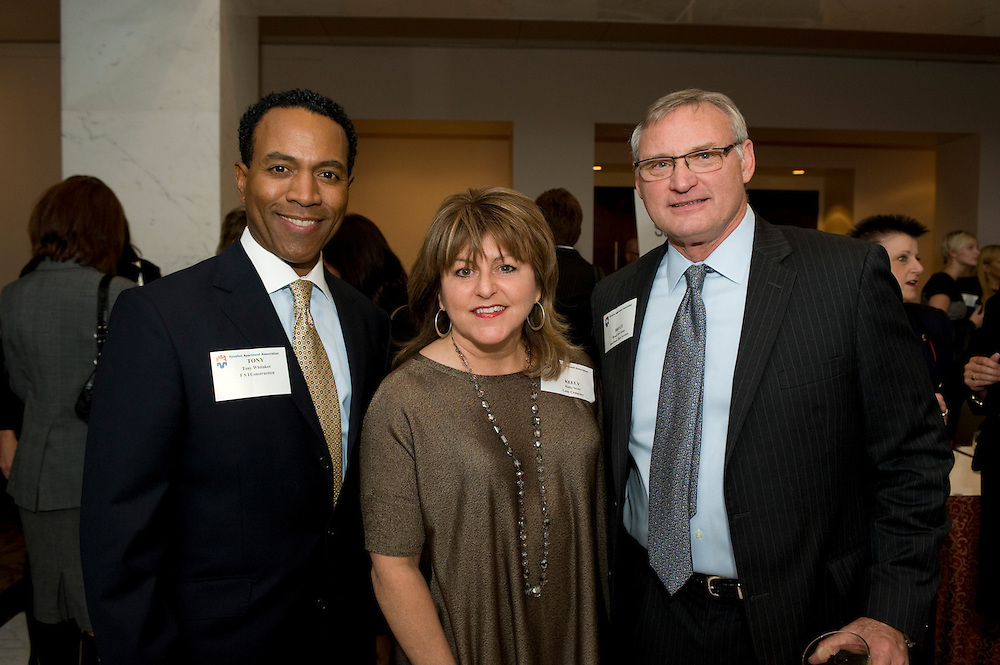 Houston Apartment Association Annual Business Meeting held at the Hilton Post Oak on Thursday, November 15, 2012