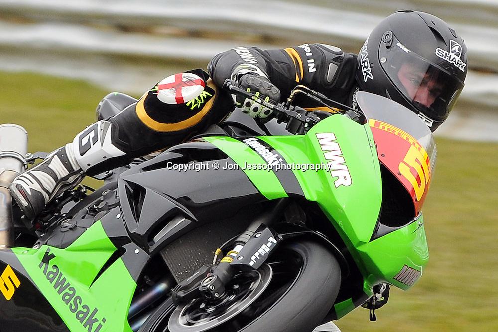 #5 Harry Hartley MWR Kawasaki