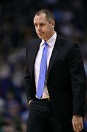 Mar 17, 2017; Phoenix, AZ, USA; XXX in the first half of the NBA game at Talking Stick Resort Arena. Mandatory Credit: Jennifer Stewart-USA TODAY Sports