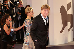 74 Mostra Venezia Film Festival Red carpet premio alla carriera a Jane Fonda, Robert Redford. 01 Sep 2017 Pictured: Jane Fonda , Robert Redford. Photo credit: Fotogramma / MEGA TheMegaAgency.com +1 888 505 6342