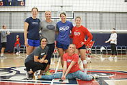 20191019 Alumni Volleyball Game
