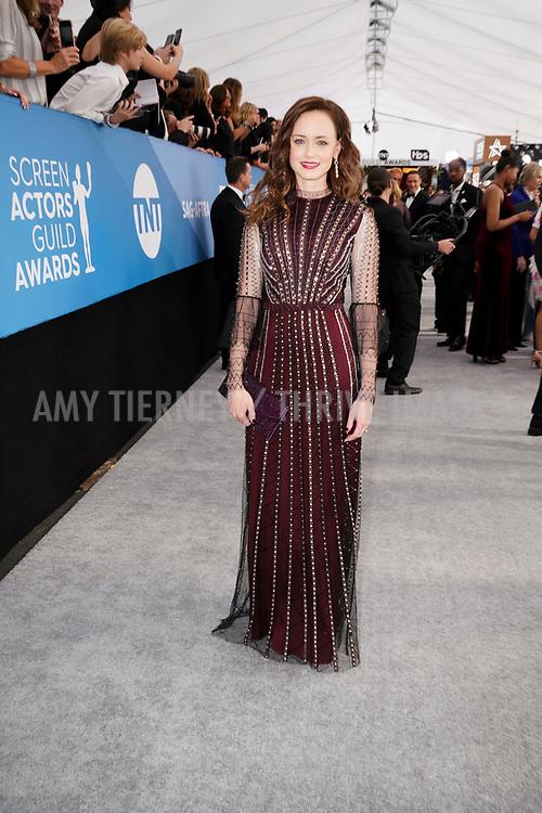 Actress Bledel