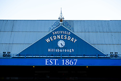A general view of Hillsborough, home of Sheffield Wednesday - Mandatory by-line: Robbie Stephenson/JMP - 28/09/2018 - FOOTBALL - Hillsborough - Sheffield, England - Sheffield Wednesday v Leeds United - Sky Bet Championship
