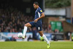 Timothee Dieng of Southend United controls the ball - Mandatory by-line: Arron Gent/JMP - 27/10/2019 - FOOTBALL - Roots Hall - Southend-on-Sea, England - Southend United v Ipswich Town - Sky Bet League One