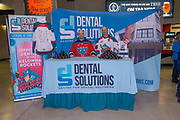 KELOWNA, CANADA - FEBRUARY 17:  Dental Solutions at the Kelowna Rockets game on February 17, 2018 at Prospera Place in Kelowna, British Columbia, Canada.  (Photo By Cindy Rogers/Nyasa Photography,  *** Local Caption ***