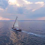 Gundalow York Sail 2015