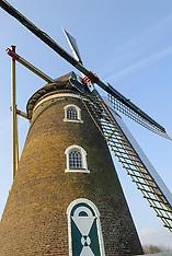Mill en Sint Hubert, Noord Brabant, Netherlands