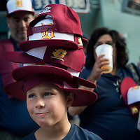 CMU at the Detroit Tigers