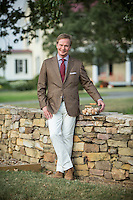 P. Allen Smith at Moss Mountain Ranch<br /> <br /> Photography by Wesley Hitt