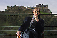 David Stevenson, Fund Manager at Scottish Value Management in Edinburgh. Pic By Mark K Jackson 16.02.01.