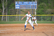 Oxford High's Ciara Steward vs. Ridgeland in girls high school softball action in Oxford, Miss on Saturday, April 20, 2013, 2013. Oxford won 9-3 to advance in the MHSAA Class 5A Playoffs.