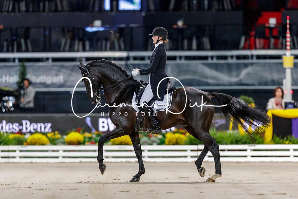 Nekeman Denise, NED, Boston STH<br /> Stuttgart - German Masters 2019<br /> © Hippo Foto - Stefan Lafrentz