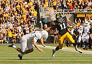 NCAA Football - Western Michigan at Iowa - September 21, 2013