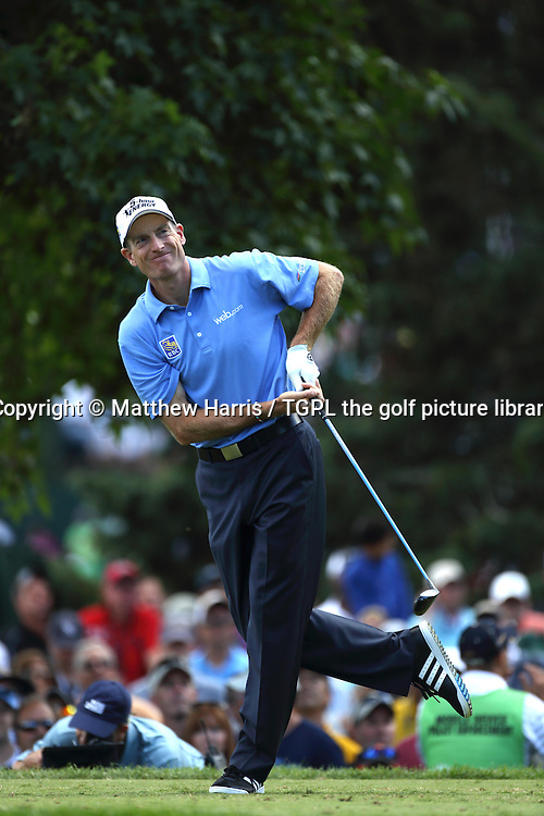 Jim FURYK (USA) during fourth round US PGA Championship 2013,Oak Hill CC,