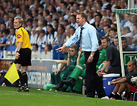 Photo: Chris Ratcliffe.<br />Colchester United v Queens Park Rangers. Coca Cola Championship. 16/09/2006.<br />Gary Waddock, manager of QPR.