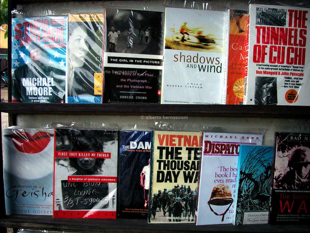 Vietnam, Ho Chi Minn:books about wars in vietnam.