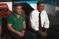 20091010: LISBON, PORTUGAL - Portugal vs Hungary: World Cup 2010 Qualifying Match. In picture: Carlos Queiroz . PHOTO: Carlos Rodrigues/CITYFILES