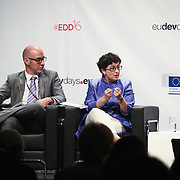 20160615 - Brussels , Belgium - 2016 June 15th - European Development Days - The development and trade link and the 2030 Agenda for Sustainable Development © European Union