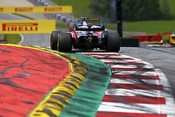 July 9, 2017 - Spielberg, Austria - Motorsports: FIA Formula One World Championship 2017, Grand Prix of Austria, .#26 Daniil Kvyat (RUS, Scuderia Toro Rosso) (Credit Image: © Hoch Zwei via ZUMA Wire)