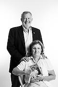 Janet Melson<br /> Navy<br /> O-3<br /> Registered Nurse<br /> 1975-1980<br /> Vietnam War Era<br /> <br /> Charles Melson<br /> Marine Corps<br /> O-3<br /> Infantry<br /> 1970-1992<br /> <br /> Veterans Portrait Project<br /> Annapolis, MD