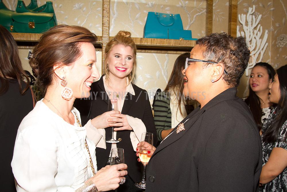 Nicole Wright, Desiree Pappensheller, Barbara Allen-Watkins