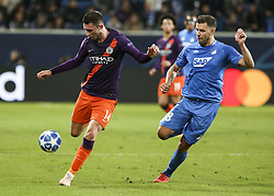 October 2, 2018 - France - Aymeric Laporte 14, Adam Szalai 28 (Credit Image: © Panoramic via ZUMA Press)
