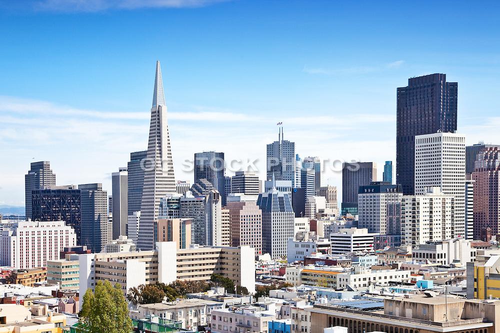 San Francisco City Stock Photos