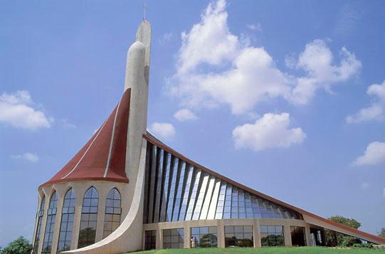 Iglesia de San Tarsicio, Maracaibo, Edo. Zulia, Venezuela.