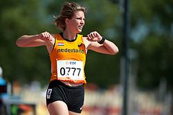 van RHIJN Marlou, NED, 200m, T44, 2013 IPC Athletics World Championships, Lyon, France