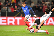 Germany v France - 14 Nov 2017