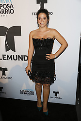 LOS ANGELES, CA - JUNE 26: Stephanie Arcila arrives for the Screening Of Telemundo's 'Jenni Rivera: Mariposa De Barrio' at The GRAMMY Museum on June 26, 2017 in Los Angeles, California. Byline, credit, TV usage, web usage or linkback must read SILVEXPHOTO.COM. Failure to byline correctly will incur double the agreed fee. Tel: +1 714 504 6870.