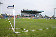 General stadium view during the EFL Sky Bet League 1 match between Bristol Rovers and Millwall at the Memorial Stadium, Bristol, England on 30 April 2017. Photo by Shane Healey.