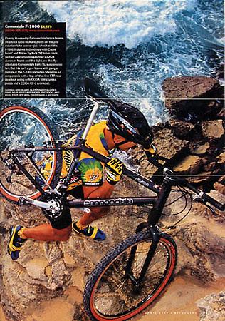 Bicycling Magazine-USA