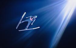 06.01.2020, Paul Außerleitner Schanze, Bischofshofen, AUT, FIS Weltcup Skisprung, Vierschanzentournee, Bischofshofen, Finale, im Bild Michael Hayboeck (AUT) // Michael Hayboeck of Austria during the final for the Four Hills Tournament of FIS Ski Jumping World Cup at the Paul Außerleitner Schanze in Bischofshofen, Austria on 2020/01/06. EXPA Pictures © 2020, PhotoCredit: EXPA/ JFK
