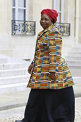 Nov. 14, 2012 - Paris, France - Nkosazana DLAMINI ZUMA  (Credit Image: © Panoramic/ZUMAPRESS.com)