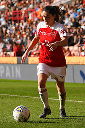 February 23, 2019 - Sheffield, England, United Kingdom - Danielle Van De Donk of Arsenal ..during the FA Women's Continental League Cup Final football match between Arsenal Women and Manchester City Women at Bramall Lane on February 23, 2019 in Sheffield, England. (Credit Image: © Action Foto Sport/NurPhoto via ZUMA Press)