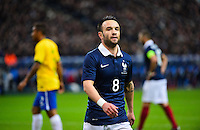 Mathieu VALBUENA - 26.03.2015 - France / Bresil - Match Amical<br />