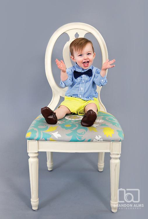 Winner of 417 magazine's cutest baby contest 2015.