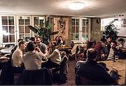 Switzerland, Zurich: Cabaret Voltair, where al the dadaist movement took origin