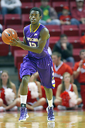 19 November 2011:  Robert Boyd during an NCAA mens basketball game between the Lipscomb Bison and the Illinois State Redbirds in Redbird Arena, Normal IL