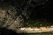 France, Languedoc Roussillon, Gard (30), Anduze, la porte des Cevennes