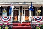 Flag House B&B, Annapolis, Maryland, USA
