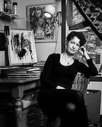 Kathleen Hurley-Liao, Painter - New Jersey, 2017