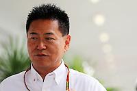 Yasuhisa Arai (JPN) Honda Motorsport Chief Officer.<br /> Japanese Grand Prix, Sunday 5th October 2014. Suzuka, Japan.