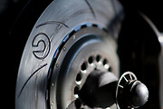 January 24-27, 2019. IMSA Weathertech Series ROLEX Daytona 24. Brembo brake detail