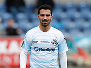 FODBOLD: Osama Akharraz (FC Helsingør) under kampen i Reserveligaen mellem Lyngby Boldklub og FC Helsingør den 11. september 2017 på Lyngby Stadion. Foto: Claus Birch